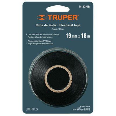 Cinta-De-Aislar-Negra-3-4-Plg-X-60-Pies---Truper