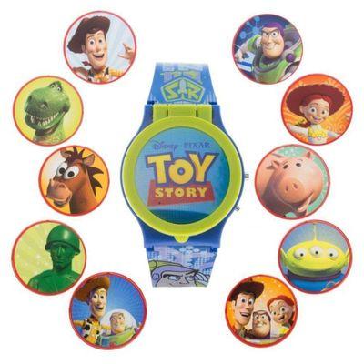 Reloj-Lcd-Toy-Story-10-Tapas-Intercambia