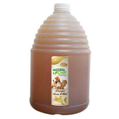 Shampoo-Para-Perro-Avena-Y-Miel-1-Galon---Natural-Pet