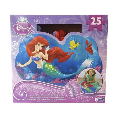 Rompecabezas-De-Foamy-25-Piezas---Disney-Princesas