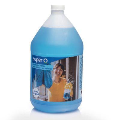 Limpiavidrio-1Gal---Super-Q