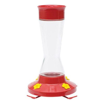 Alimentador-Para-Aves-Rojo---Perky-Pet
