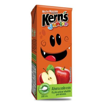 Kerns-Junior-Manzana-Tetra-200-Ml---Kerns