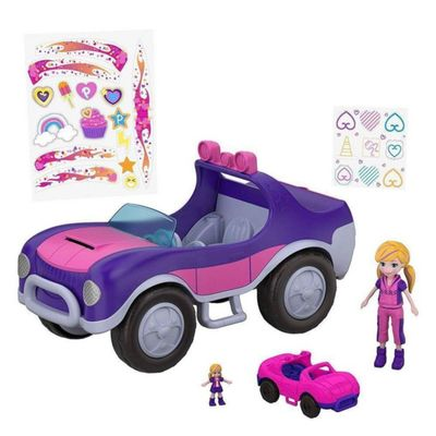 Convertible-Secreto-Polly-Pocket---Mattel
