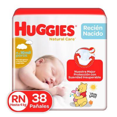 Pañales-Natural-Care-Talla-Rn-40-Unidades---Huggies