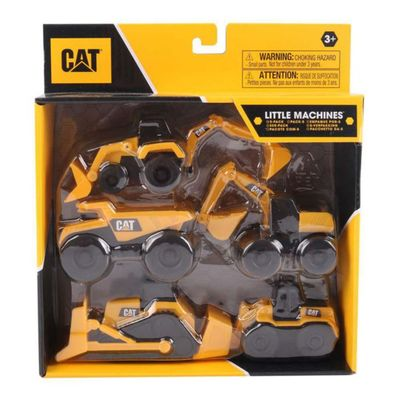 Maquinas-De-Construccion-5-Pzs---Cat