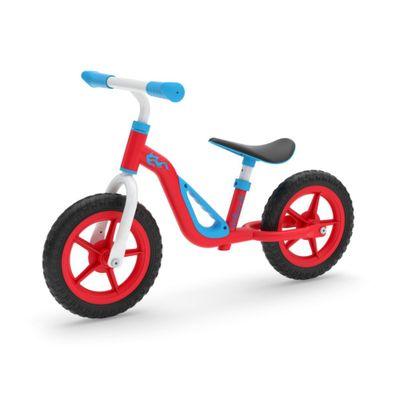 Bicicleta-De-Balance-Roja