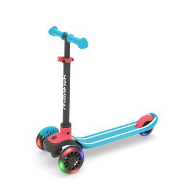 Scooter-Brillante-Azul