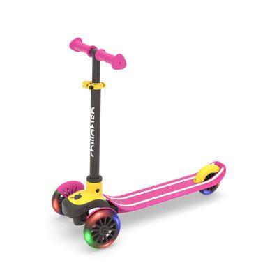 Scooter-Brillante-Rosa