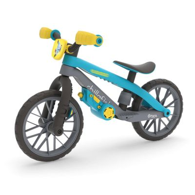 Motobicicleta-De-Balance-Azul