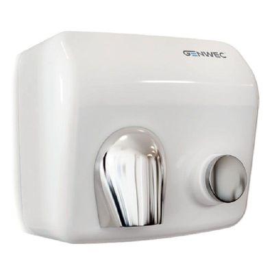 Secadora-De-Manos-Boton-Classic-Acero