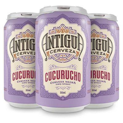 4-Pack-Cucurucho--Lata-355Ml----Antigua-Cerveza