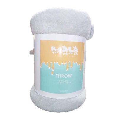 Throw-Gris-127-X-152-Cm---Koala