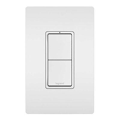 Interruptor-Doble-15A-Blanco-Radiant---Legrand