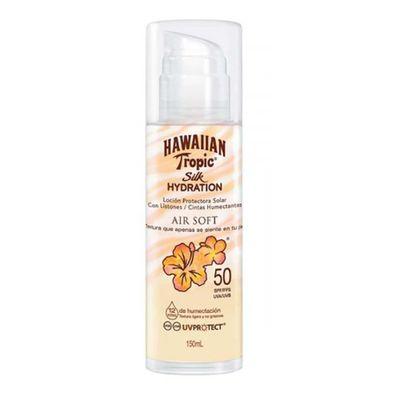 Hidratante-Air-Soft-Lotion-Silk-Spf50---Hawaiian-Tropic