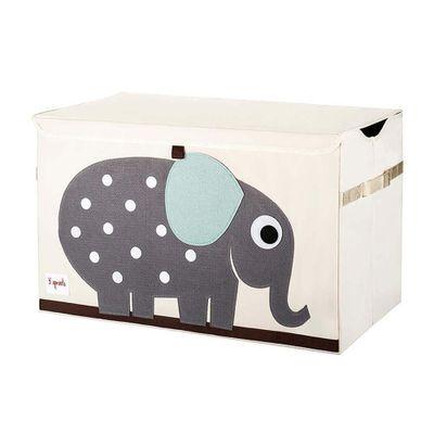 Caja-De-Juguetes-Elefante-Gris