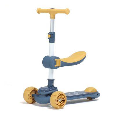 Scooter-Amarillo