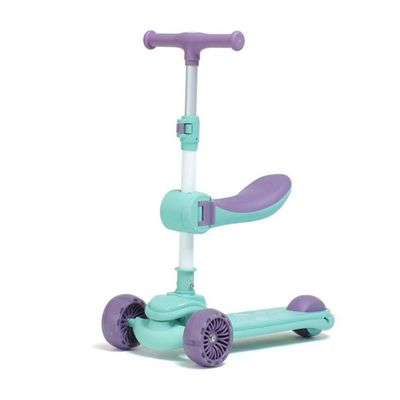 Scooter-Azul