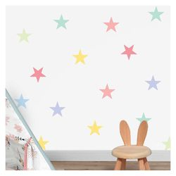 Stickers-Decorativas-Colorfully-Stars