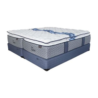 Cama-King-Size-Five-System---Comfort-Life