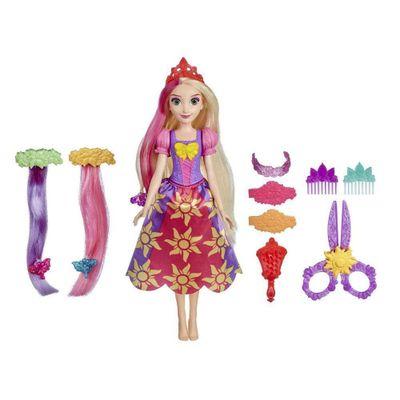 Disney-Princesas---Rapunzel-Cabellos-Divertidos