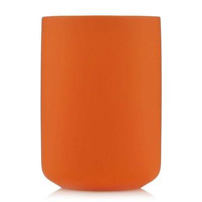 Vaso-Soft-Touch-Naranja---Viva-Fresh