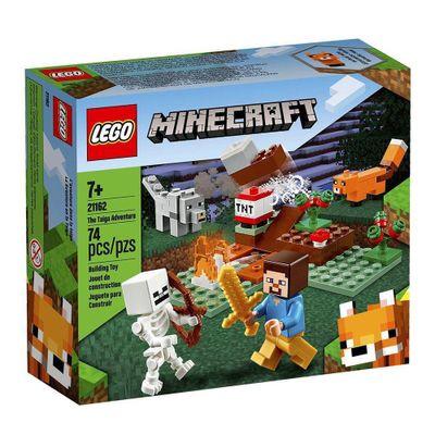Lego-Minecraft---The-Taiga-Adventure