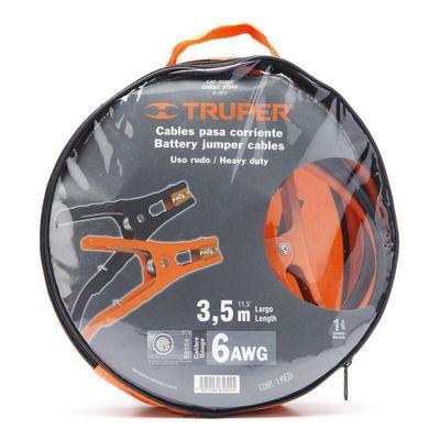 Cables-Pasacorriente-Calibre-6-De-3.5-Mts---Truper