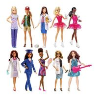 Barbie-Profesiones-Muñecas