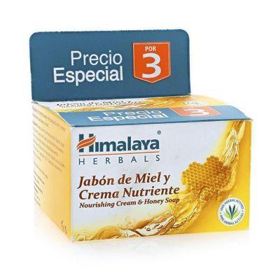 Jabon-De-Miel-Nutriente-3-X-125G