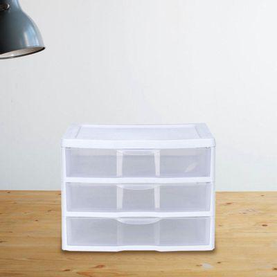 Organizador-Plastico-Mediano-3-Gavetas---Sterlite