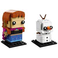 Lego-Brick-Headz-Anna---Olaf-Brick-Headz