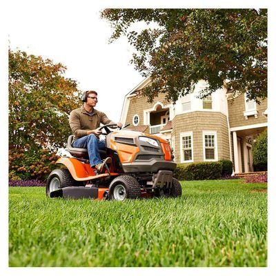 Tractor-Cortagrama-18.5-Hp-Corte-De-42-Plg