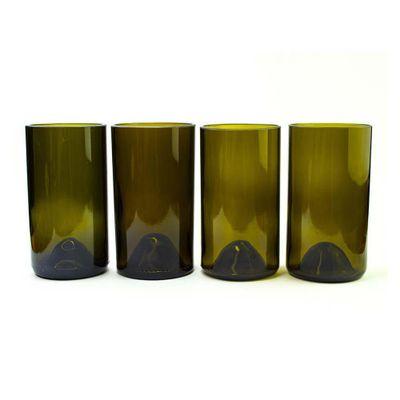 Set-De-4-Vasos-Olivo-Verde-15.2-Oz