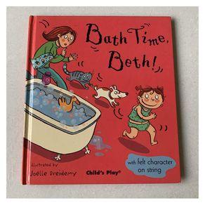 Libro-Bathtime