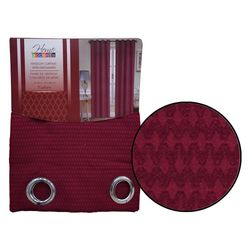 Cortina-Tatlor-Burgundy-139X228-Cm---Home-Accents
