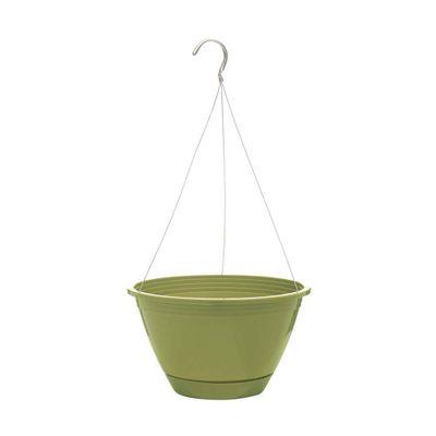 Maceta-Colgante-10-Plg-Verde-Claro---Bloem