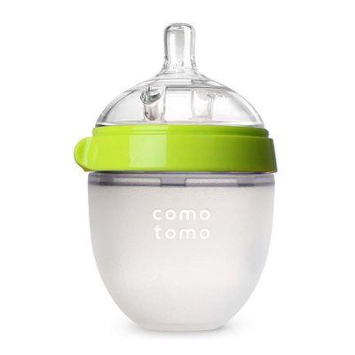 Biberon-Verde-150-Ml---Comotomo