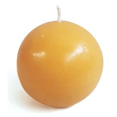 Vela-Tipo-Esfera-No.-8-Mostaza---Pilandros
