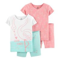Pijama-4-Pzs-Cotton-Flamingo---Carters-Varias-Tallas