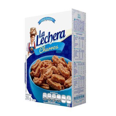 Cereal-La-Lechera-Churros-Caja-210G---Nestle