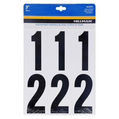 Stickers-Negro-Auto-Adhesivo-3-Plg-23-Pzs---Hillman