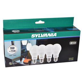 Bombillos-Led-4-Pzs-A60-9W---Sylvania