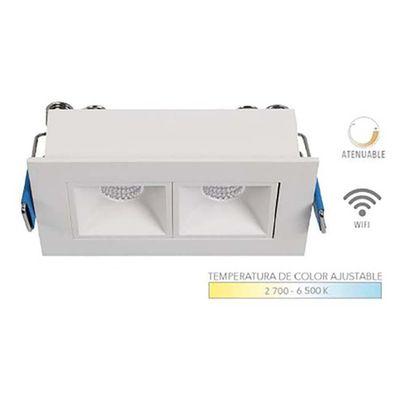 Lampara-Led-Empotrable-Blanca-6W-235Lm---Tecno-Lite
