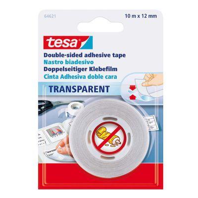 Cinta-Doble-Cara-Multiproposito-Transparente---Tesa
