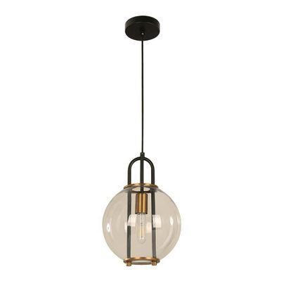Lampara-Colgante-Negra-1-Luz-E27-60W---Designers-Modern-Lighting