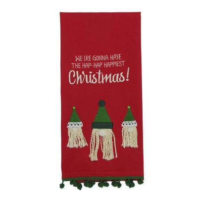 Toalla-Para-Cocina-Gnomo---Viva-Navidad