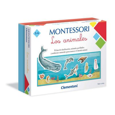 Montessori---Animales