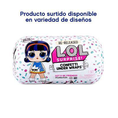 Muñeca-L.O.L.-Surprise-Confetti-Under-Wraps