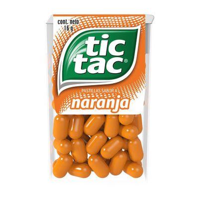 Tic-Tac-Naranja